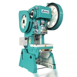 Steel punch machine 16T for aluminum plate