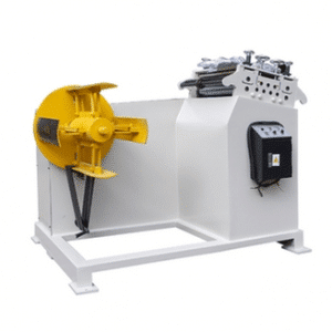 China Manufacturer HARSLE 2 in 1Feeder and Decoiler for Power Press