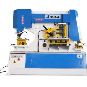 China Manufacturer HARSLE Cheap and Good Ironworker Q35Y-30