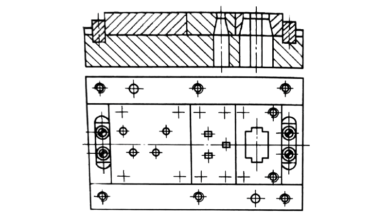 Fig. 1-6 Straight Slot Fixed Type