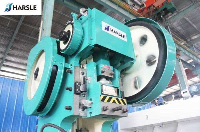 Featured picture of punching machine