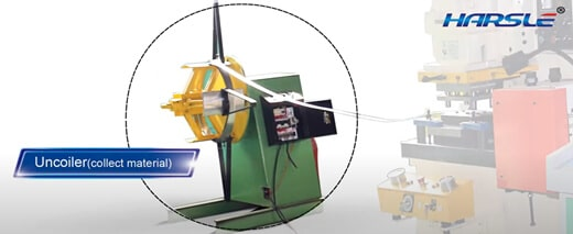 Coiler and feeder1-3