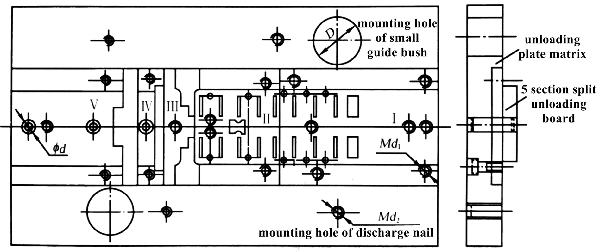 Fig. 1-16 Composite Ejector Plate